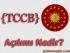 tccb nedir, tccb açılımı, tccb anlamı, tccb ne demek